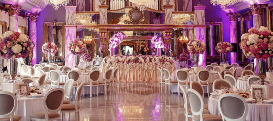 Bien réussir l'organisation de salle de mariage