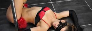 stripteaseuse