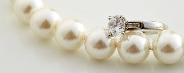 collier en perles de culture